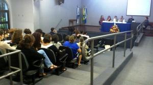 Evento COREM -2013-05 - Plateia e Mesa