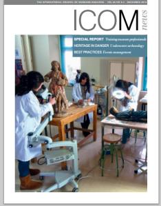 ICOM News vol 66 capa