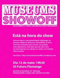 MuseumShowoffRio 2015