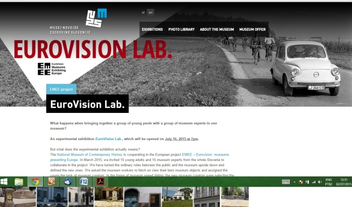 EuroVision Lab
