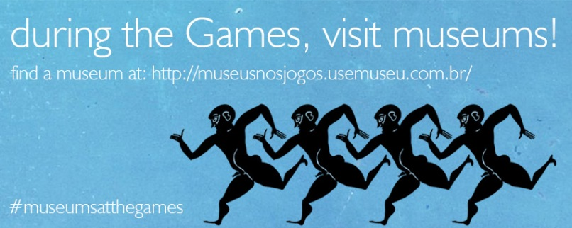 I developed this online independent campaign aiming to foster museums during the Olimpic Games in Rio.