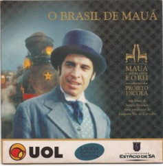 "We developed a thorough educational programme for the historical film ""Mauá, o Imperador e o Rei""."